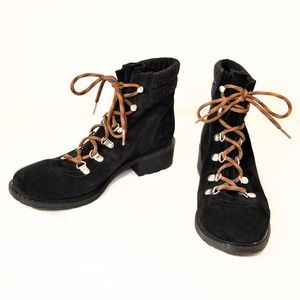 7e5403e80aa3 Sam Edelman Shoes - NEW Sam Edelman Darrah Lace Up Combat Hiker Boots